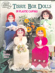 Tissue Box Dolls In Plastic Canvas