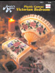 Plastic Canvas Victorian Bedroom Accessories