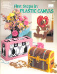 First Steps In Plastic Canvas Lesson Book