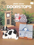 Plastic Canvas Doorstops Pattern Book