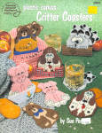 Plastic Canvas Critter Coasters Pattern Book
