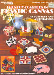 Country Coasters In Plastic Canvas Pattern Leaflet