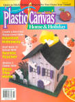 Oct 2001 Plastic Canvas Home And Holiday