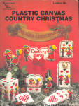 Plastic Canvas Country Christmas In Plastic Canvas