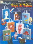 Glow In The Dark Toys And Totes In Plastic Canvas