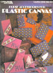 Plastic Canvas Purse Accessories Leaflet