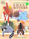 Plastic Canvas Shelf Sitters Pattern Book