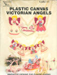 Plastic Canvas Victorian Angels Pattern