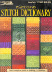Plastic Canvas Stitch Dictionary By Leisure Arts