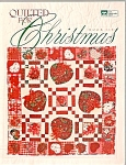 Quilted For Christmas - Book 3 Patchwork Quilt Book