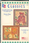 Honey Bear And Courage Lion Quilt Patterns