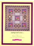 Springmaid Fabrics, Pansy Passion Quilt Pattern