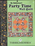 Mr. Halloween's Party Time Wall Quilt Leaflet