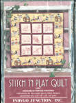 Stitch 'n Play Quilt Pattern - Marge Wooters