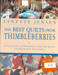 The Thimleberries Book Of Quilts, Lynette Jensen
