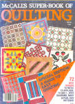 1964-76 Mccall's Super Book Of Quilting
