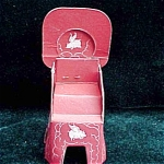 Flying Pigschildrens Dolly Highchair Toy