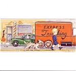 Express Trucking Jigsaw Puzzle