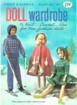 1964 Fashion Doll Wardrobe, Knit, Crochet, Sew