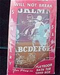 Vintage Gerber Abc 123 Nesting Blox Toy