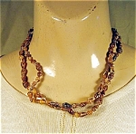 Funky 1970's Shell Necklace