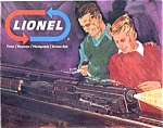 Lionel 1960 Model Toy Train Catalog