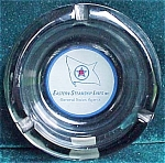 Eastern Steamship Lines Advertising Ashtray