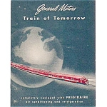 Chicago Railroad Fair General Motors Train Of Tomorrow