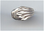 Wheat Design Sterling Silver Ring