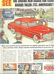 ???? Dodge Coronet Ad Sheet