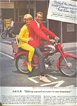 1965 Yamaha - Dorothy Provine & Dean Jones Ad