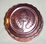 Thistle Shaped Copper Colored Aluminum Mold