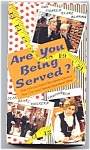 Vhs Tape Are You Being Served? English Comedy