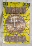 1977 Mr Sunshine Macrame Sun Face Beads Kit