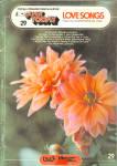 Ez Play Love Songs Song Book - 1975