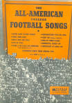 The All-american College Football Songs Sheet Music