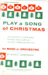 Play A Song Of Christmas, Band Arrangements