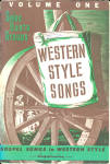 Western Style Christian Gospel Songbook