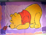 Vintage Winnie The Pooh And Tigger Pillowcase