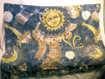 Zodiac Design Vintage Pillow Sham