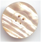 Large Abalone Shell Button