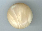 Vintage Domed Mother Of Pearl Button