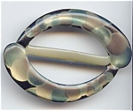 Celluloid Chamoflage Buckle