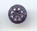 Vintage Plastic Star Button