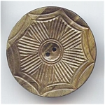 2 Inch Pressed Pattern Celluloid Button