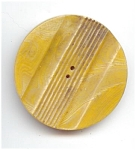 2 1/4 Inch Ridged Celluloid Button