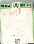 Mint On Card Small Bakelite Button