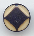 Tagua Nut Carved Button