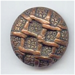 1 Piece Molded Wire Copper Button