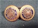 Vintage Enamel American Legion Buttons